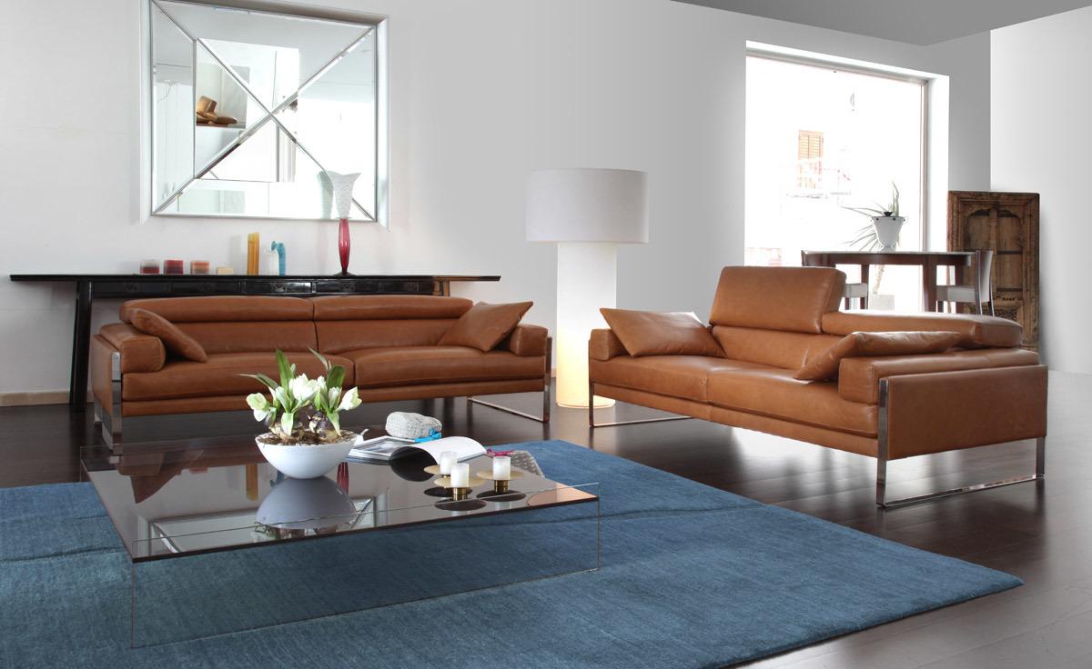 calia italia romeo cuir canap s. Black Bedroom Furniture Sets. Home Design Ideas