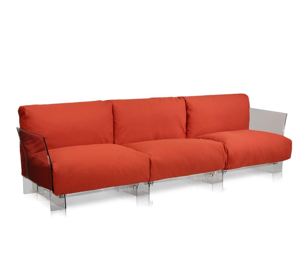 kartell pop 7043 canap s. Black Bedroom Furniture Sets. Home Design Ideas