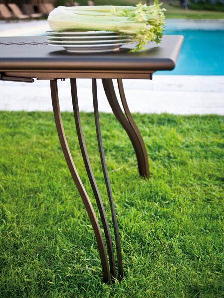 Emu vera 3447 tables de jardin - Table jardin emu rennes ...