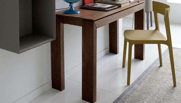 connubia calligaris sigma console cb 4069 ll 90 consolles. Black Bedroom Furniture Sets. Home Design Ideas