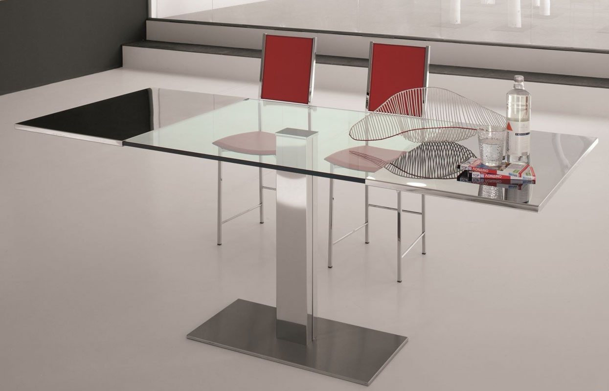 Cattelan italia table fix elvis 120x80 tables for Table cuisine 120x80
