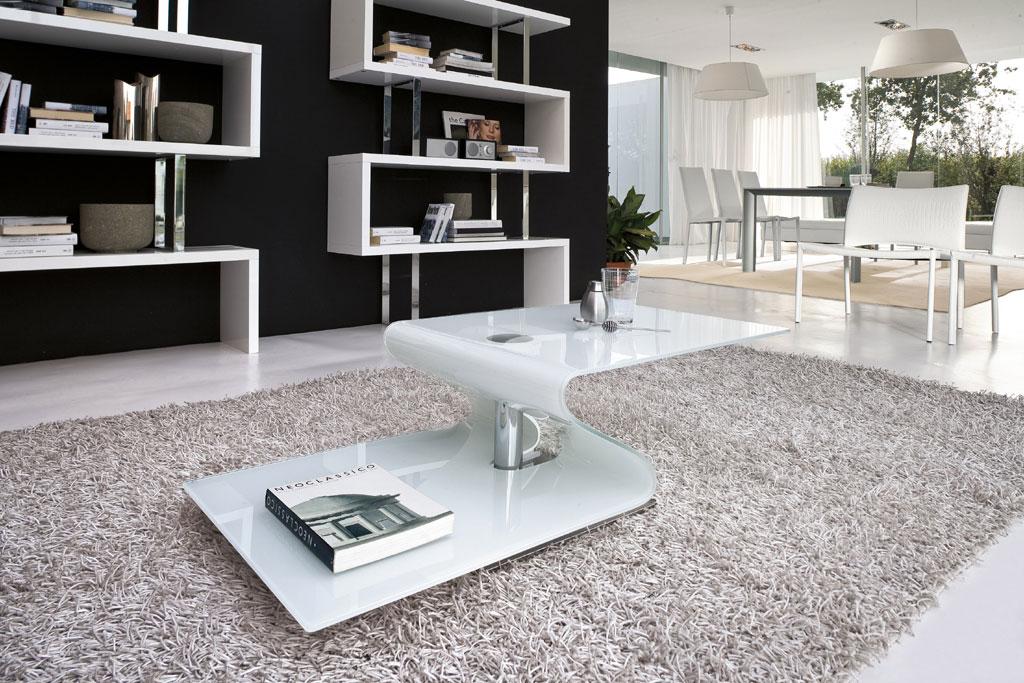 tonin casa table basse pavones 8105. Black Bedroom Furniture Sets. Home Design Ideas