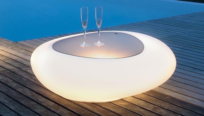 Light Table Basse L 8190 Tonin Kos Casa TJlF13Kc