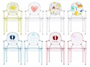 Kartell Lou-Lou Ghost 2855 - Special Edition