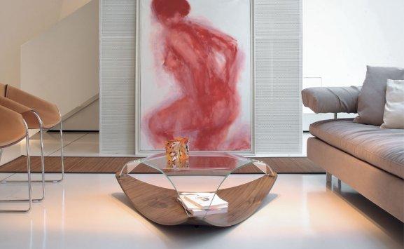 tonin casa table basse quiet 8194 tables basses. Black Bedroom Furniture Sets. Home Design Ideas