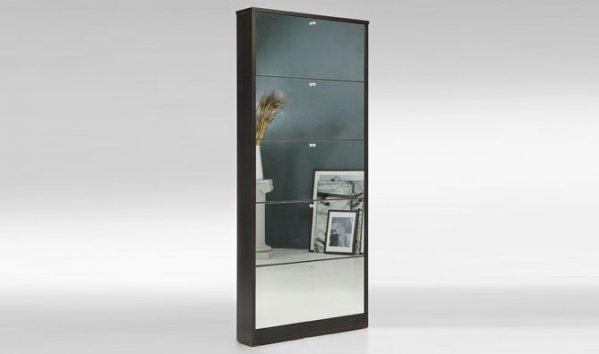 Asso scarpiera premium specchio scarpiere - Scarpiere con specchio ...