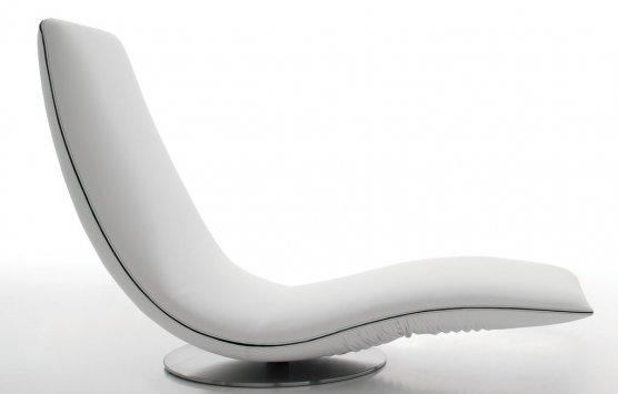 tonin casa chaise longue ricciolo 7865 poltrone. Black Bedroom Furniture Sets. Home Design Ideas