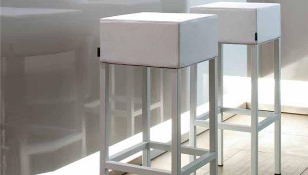 Pedrali cube 1402 sgabelli for Pedrali arredamento