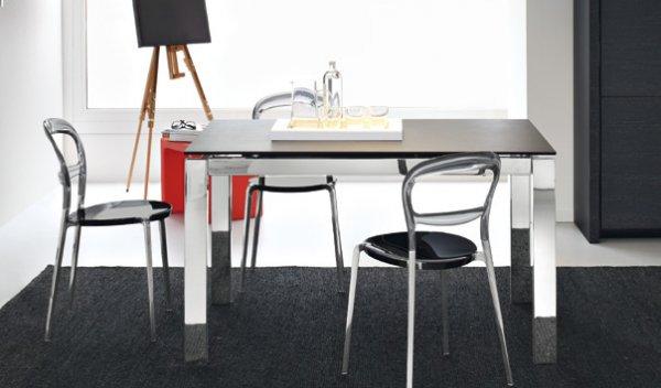 Connubia calligaris baron cb 4010 mv 130 8a tavoli for Baron calligaris prezzo