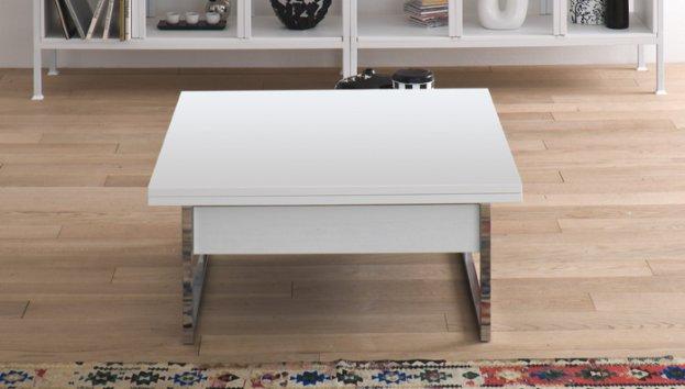 Imultifunzione trendy quadrato tavolini trasformabili - Tavoli e tavolini ...