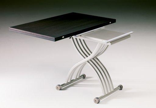 Ozzio Design T090 Saliscendi - Tavolini Trasformabili