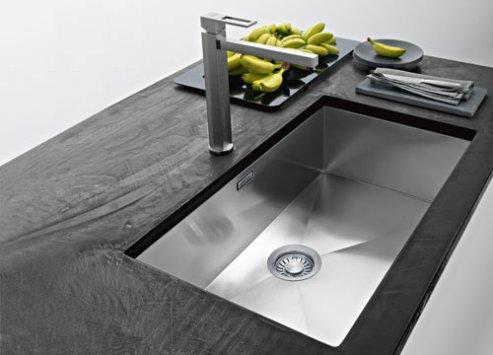Franke planar sottotop ppx 110 72 lavello inox - Lavelli cucina fragranite ...