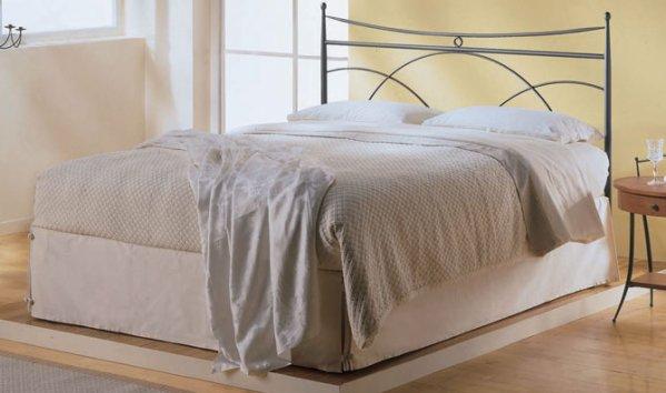 Target point letto salom con giroletto senza pediera - Pediera del letto ...