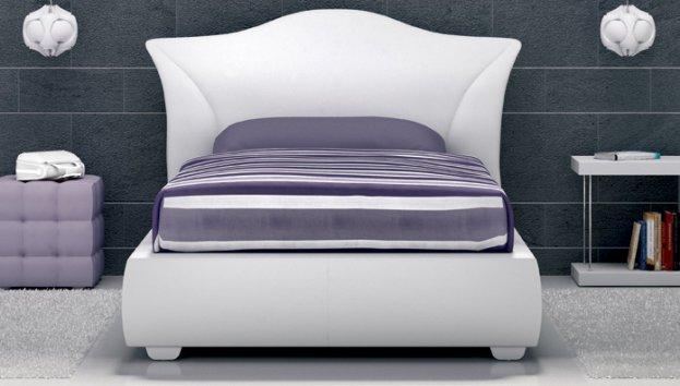 Target point letto maddalena ad una piazza e mezza con contenitore letto a una piazza e mezza for Misure letto ad una piazza e mezza