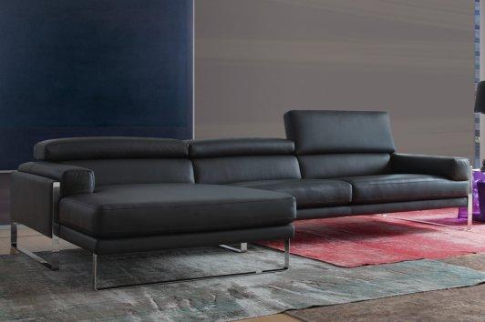 calia italia romeo longue comp romeo longue divani. Black Bedroom Furniture Sets. Home Design Ideas