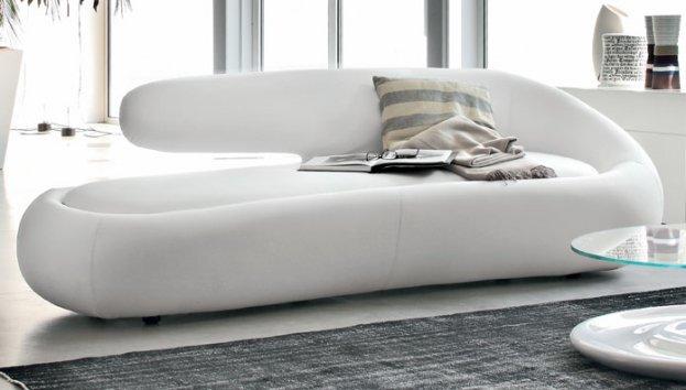Tonin casa divano duny 7380 divani for Salotti particolari