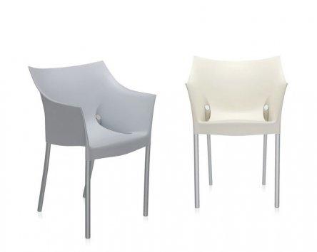 kartell dr no 4848 poltroncina. Black Bedroom Furniture Sets. Home Design Ideas