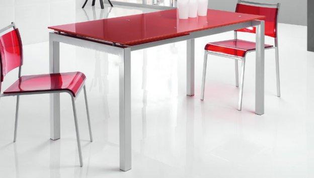 Target point tavolo auriga 140 tavoli for Point tavoli
