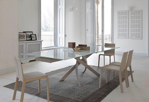 Bontempi artistico tavolo - Tavoli cristallo design ...