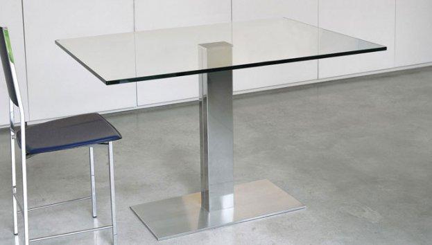 Cattelan italia tavolo fisso elvis 120x80 tavoli for Tavolo 120x80