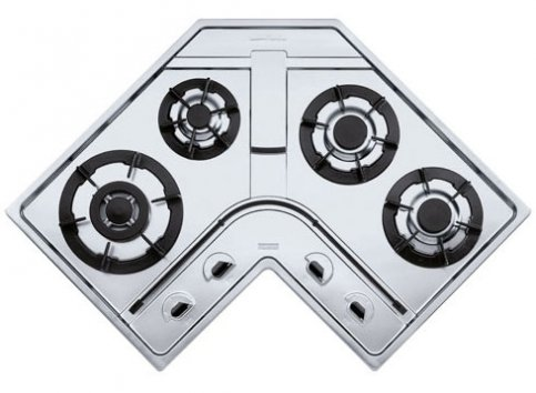 Franke design plus dpa 3gav tc piani cottura a gas - Piani cottura design ...