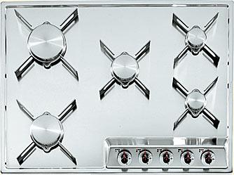 Alpes Inox 50x68/5G - Piani cottura a gas