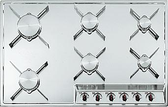 Alpes Inox 5078/6G - Piani cottura a gas