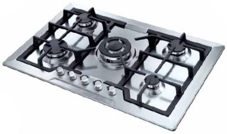 Foster Serie Elettra - 7064 042 - Piani cottura a gas