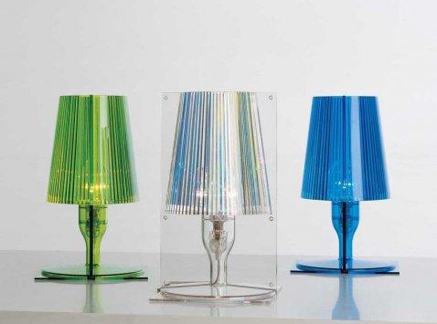 Kartell take 9050 lampade da tavolo - Lampade kartell da tavolo ...