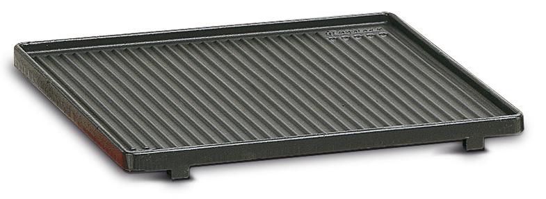 griglia rettangolare in materiale ceramico bbq gres brevettato adatta per barbecue e piani cottura la ghisa uno dei materiali migliori per cucinare