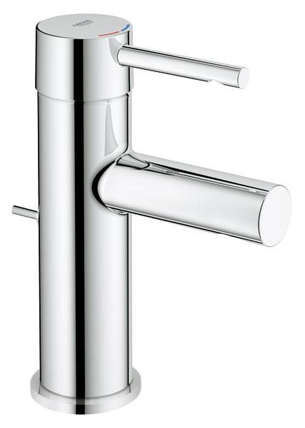 Grohe essence miscelatore per lavabo 32898 000 rubinetteria - Rubinetteria bagno grohe ...