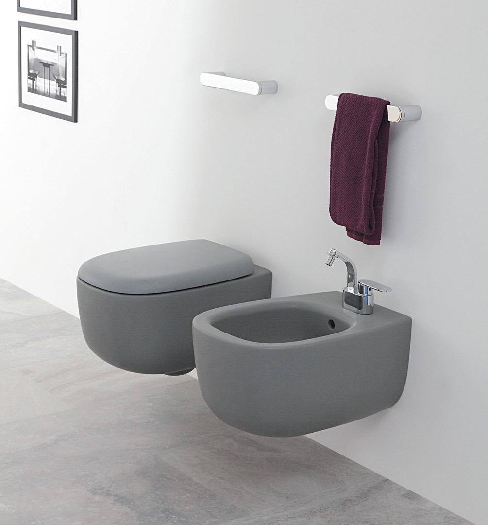 Flaminia set bonola bn118 bn218 set sanitari - Set sanitari bagno ...