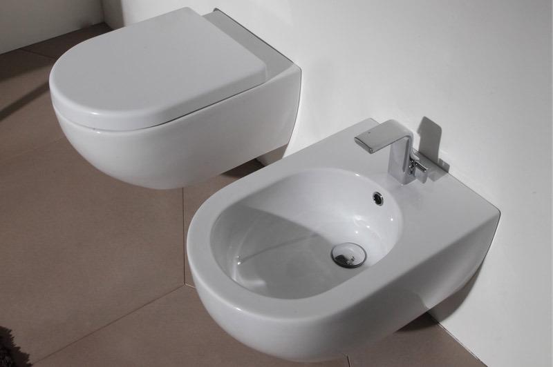Flaminia Set App AP118G+AP218 - Goclean - Set sanitare