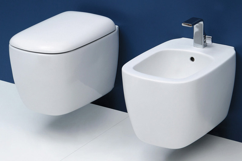 Flaminia set mon mn118 mn218 set sanitari - Flaminia sanitari bagno ...