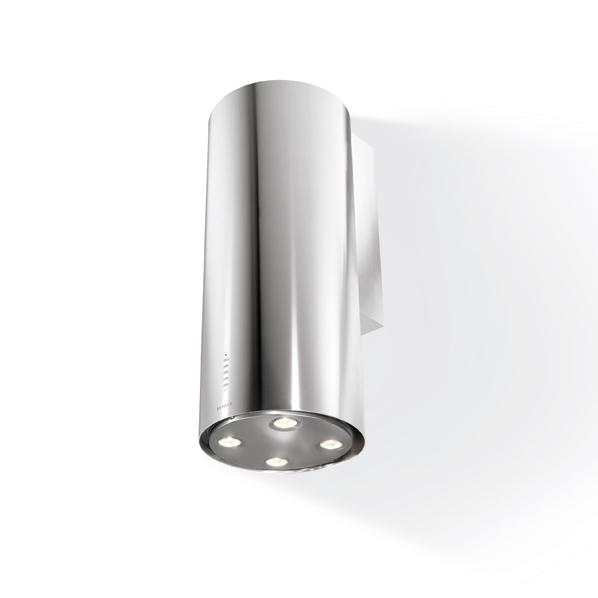 Faber cappa cylindra eg8 x a37 eln cappe a parete - Tubi cappa cucina ...