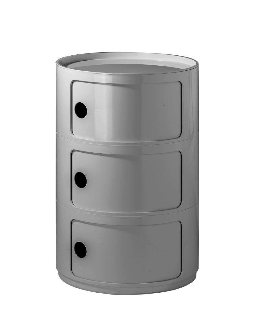 Kartell componibili 4936 contenitori - Contenitori bagno kartell ...