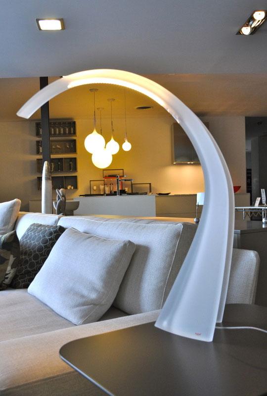 Lampada Da Tavolo Kartell Taj : Kartell taj frozen lampada da tavolo
