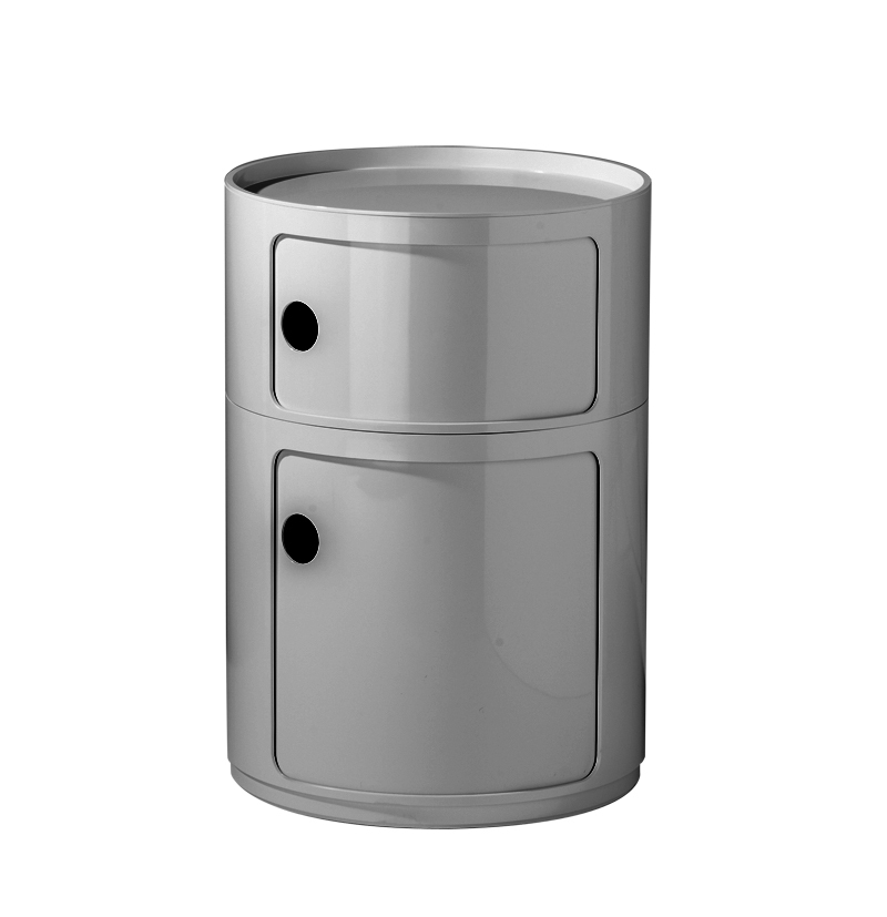Kartell componibili 4932 contenitori - Contenitori bagno kartell ...