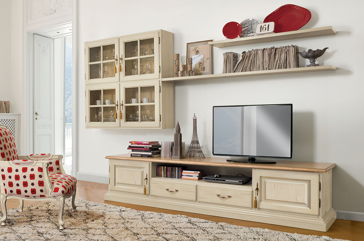 Tonin Casa Nadia Bicolor 301 - Composizioni soggiorno