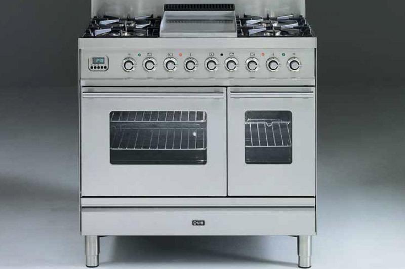 Ilve hi tech pdw 90f mp i cucine - Cucine high tech ...