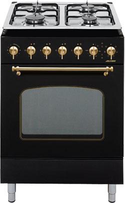Jollynox combinata rustica 1cr60m7n cucina for Cocinas de gas butano con horno