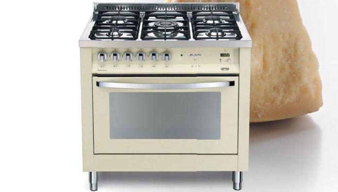 Lofra PBIG96GVT/C Avorio - Cucine