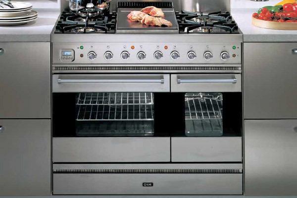 Ilve hi tech pd 90f mp 1 - Cucine high tech ...