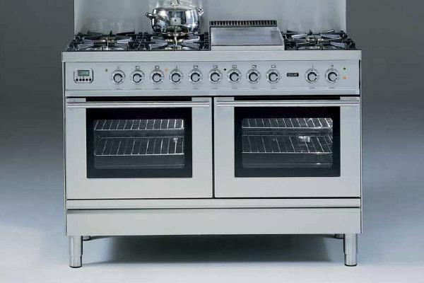 Ilve hi tech pdl 120f mp cucina - Cucine high tech ...