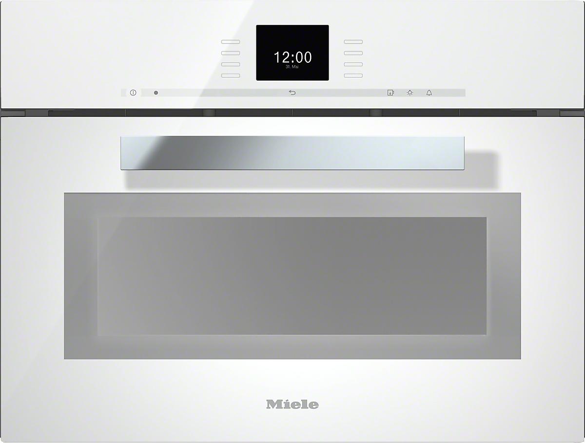 miele dgc 6600 xl bianco brillante dgc 6600 xl brws forno. Black Bedroom Furniture Sets. Home Design Ideas