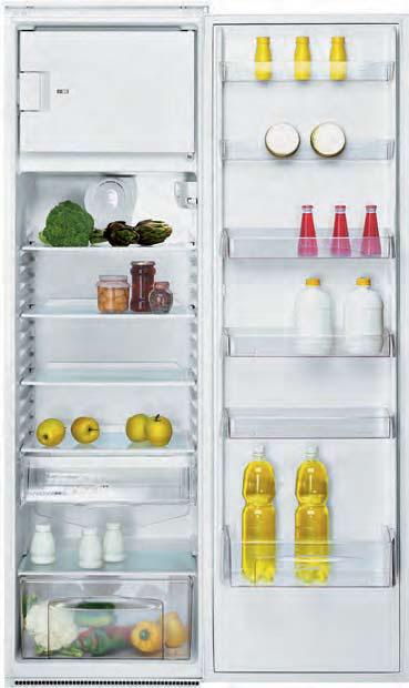 Candy cfbo 3580 e frigorifero incasso - Frigorifero monoporta senza congelatore ...