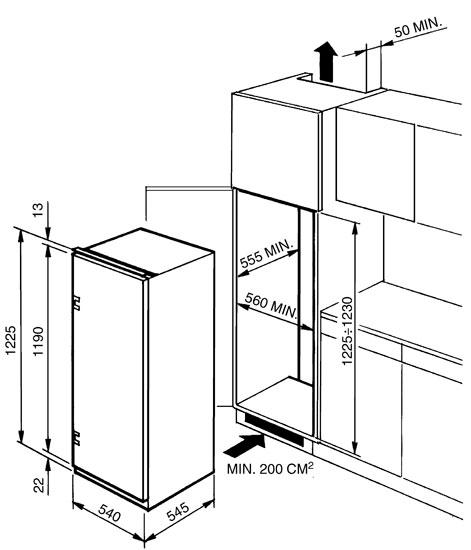 Smeg fl227p frigoriferi incasso - Frigoriferi monoporta senza congelatore ...