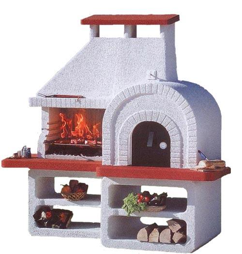Sunday outdoors ranch barbecue a legna o carbonella for Piani di ranch tentacolare