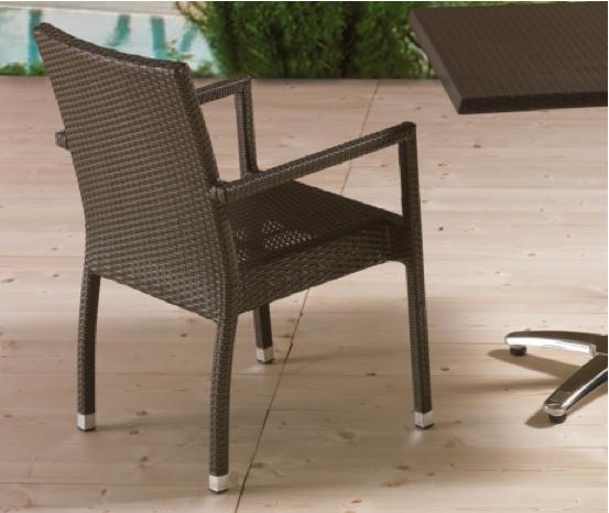 Asso design celia sedie da esterno for Sedie outdoor design
