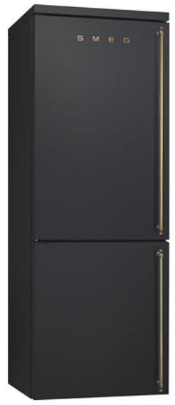 Smeg fa8003aos frigoriferi libera installazione for Frigoriferi profondita